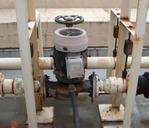 旧冷却水ポンプ