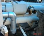 新循環ポンプへの配管