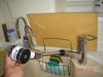 ハンドシャワー水栓