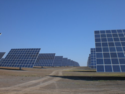 ポルトガル太陽発電施設