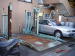機械駐車場撤去2