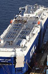 自動車運搬船