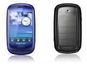 太陽電池携帯電話