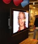壁掛けテレビ3
