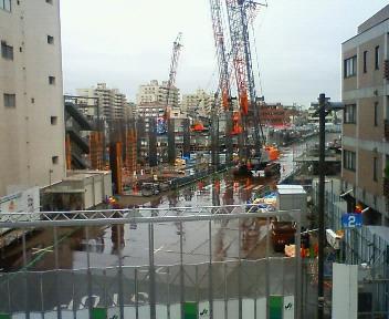 相模大野駅前再開発.JPG