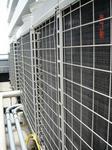 NCRエアコン室外機洗浄2