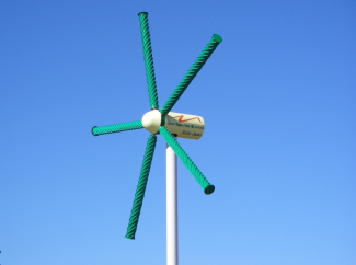 スクリューマグナス風車