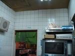 調理器具棚Before