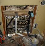 キッチン配管