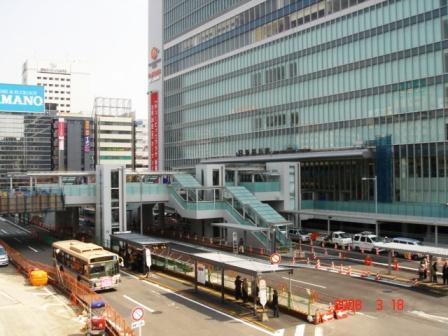 新横浜駅1